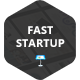 Fast StartUp - Keynote Template - GraphicRiver Item for Sale