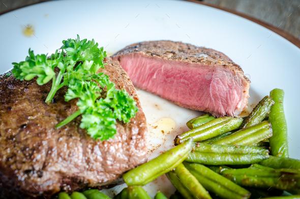 Beef Steak - Stock Photo - Images