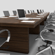 Meeting Table and Chair - 3DOcean Item for Sale