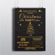 Christmas Invitation Flyer Template V02 - GraphicRiver Item for Sale