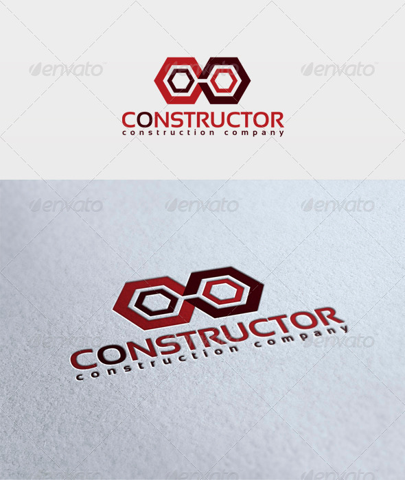 Constructor Logo - Symbols Logo Templates