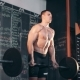 Weightlifter In Gym - VideoHive Item for Sale