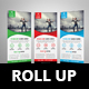 Corporate Business Roll up v1 - GraphicRiver Item for Sale