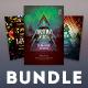 Christmas Flyer Bundle Vol.04 - GraphicRiver Item for Sale