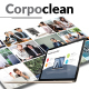 Corpoclean Powerpoint Template - GraphicRiver Item for Sale