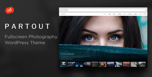Partout - Fullscreen Photography Theme - Photography Creative