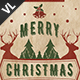 Merry Christmas Poster / Flyer V01 - GraphicRiver Item for Sale