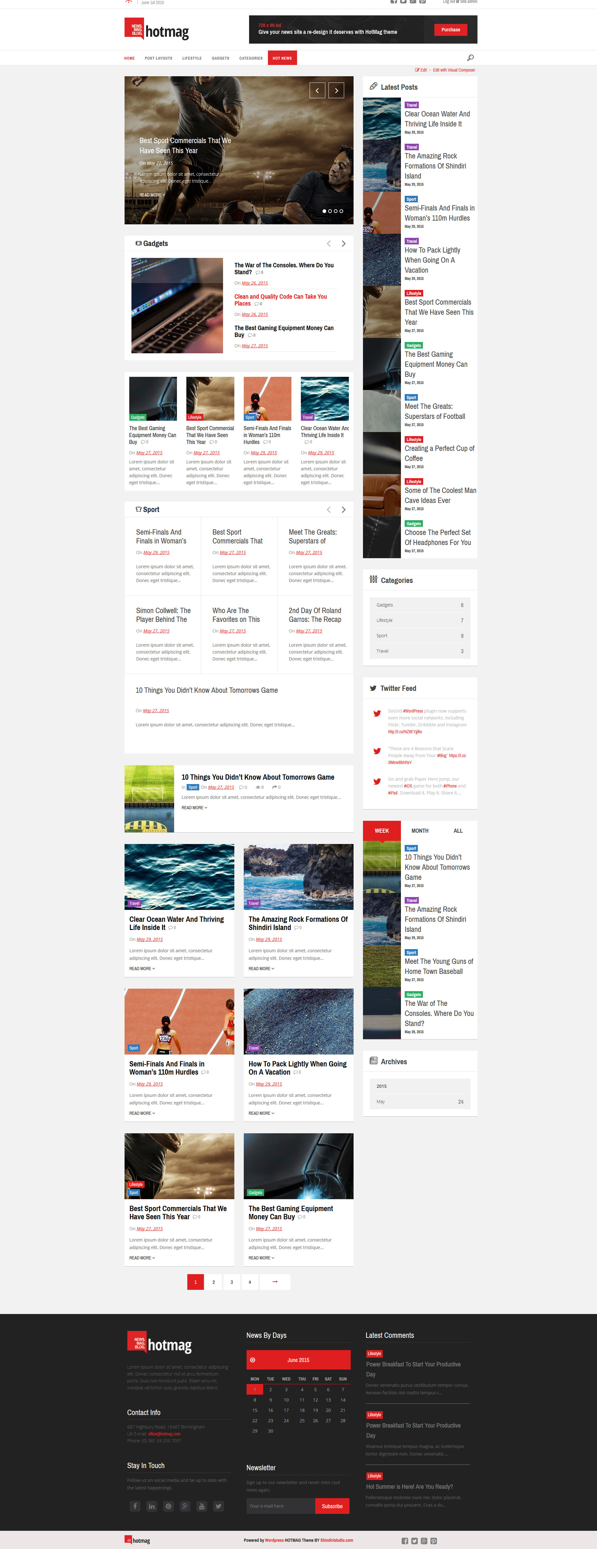 Hotmag responsive wordpress news magazine and blog template by template blog magazine wordpress 01previewg pronofoot35fo Gallery