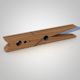 ClothesPin - 3DOcean Item for Sale
