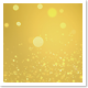 Gold Glitter Particles Bottom Right Corner - VideoHive Item for Sale
