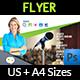 Seminar Flyer Templates - GraphicRiver Item for Sale