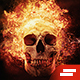 Gif Animated Fire Photoshop Action - GraphicRiver Item for Sale
