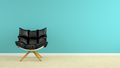 Interior with armchair 3D rendering - PhotoDune Item for Sale