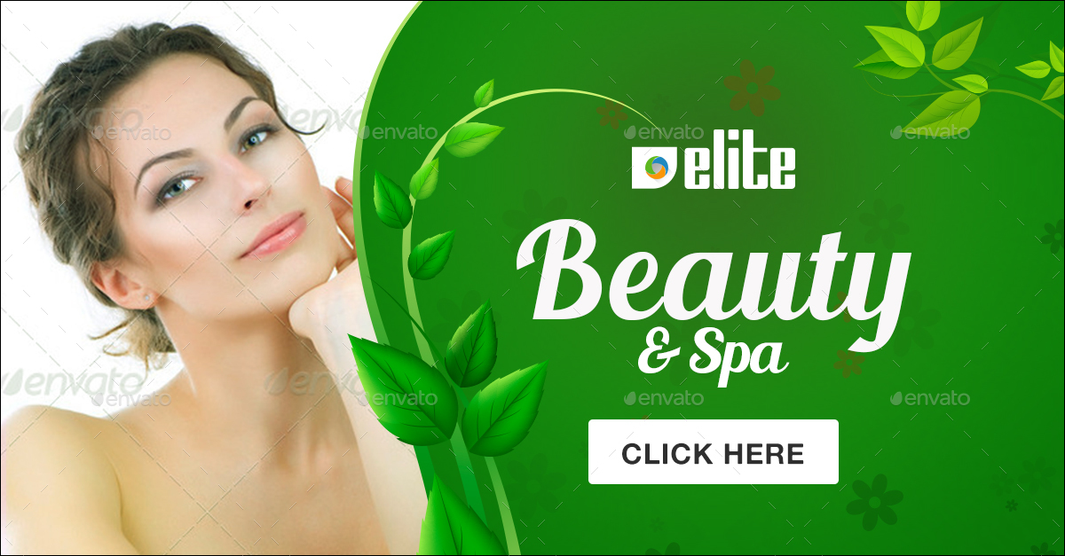 Beauty Spa Banners By Hyov Graphicriver