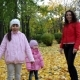 Family In Autumn Park - VideoHive Item for Sale