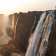 Victoria Falls Zimbabwe, Aerial Video, Africa - VideoHive Item for Sale