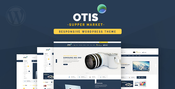 Otis – Multipurpose WooCommerce WordPress Theme
