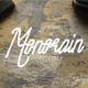Monorain Font - GraphicRiver Item for Sale