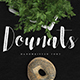 Dounats Typeface - GraphicRiver Item for Sale
