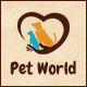Pet World - Pet Sitter and Pet Shop, Animal Care WordPress Theme Nulled