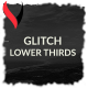 4k Glitch Lower Thirds - VideoHive Item for Sale