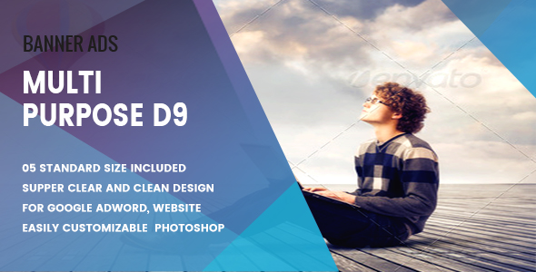 Multi Purpose Banners HTML5 D9 - Animate - CodeCanyon Item for Sale