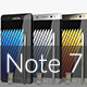 Samsung Galaxy Note 7 - 3DOcean Item for Sale