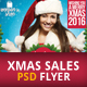 Xmas Sale Flyer Template - GraphicRiver Item for Sale