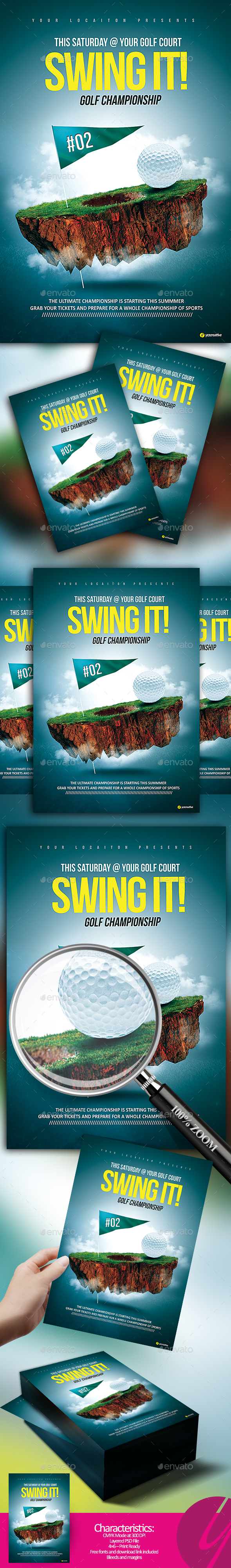 Swing It Championship - Sports Events