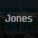 Jones - GraphicRiver Item for Sale