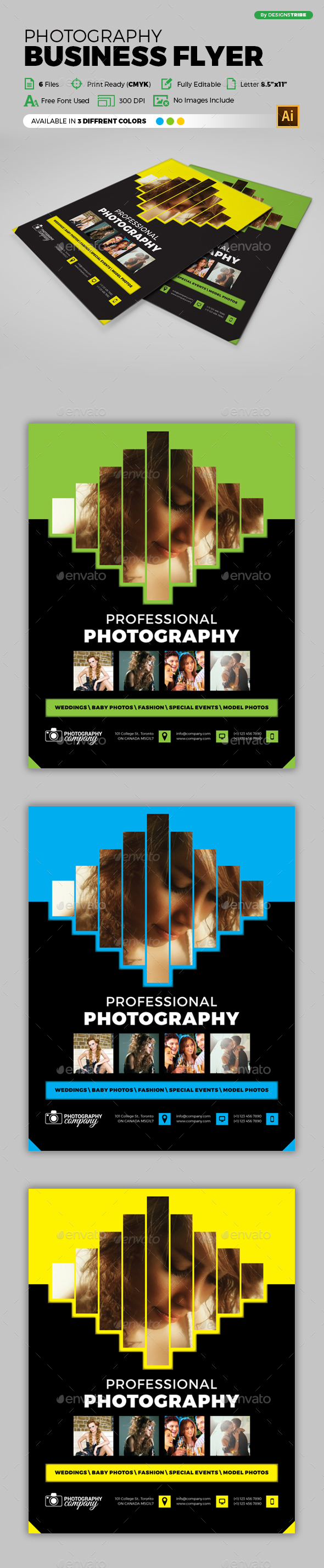 Flyer – Multipurpose 237 - Corporate Flyers