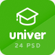 Univer - Multipurpose Education & University PSD Template - ThemeForest Item for Sale