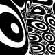 Disco Black White Tunnel - VideoHive Item for Sale