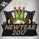 New Year's Eve Party V07 - GraphicRiver Item for Sale