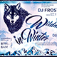 Wildness in Winter Flyer Template - GraphicRiver Item for Sale