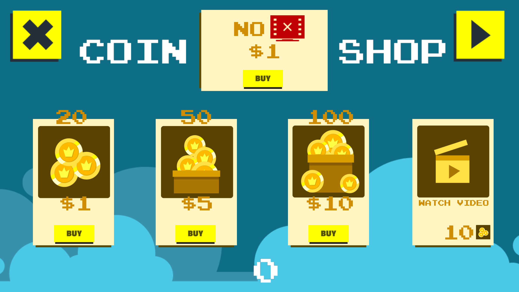 3 iOS Game Templates + IAP + Game Service by Dbraxt09 | CodeCanyon