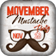 Double Movember Flyers - GraphicRiver Item for Sale