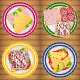 Sandwiches Set 6 Types of Fresh Sandwiches - GraphicRiver Item for Sale