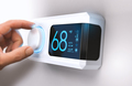 Thermostat, Home Energy Saving - PhotoDune Item for Sale