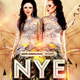 NYE Ball 17 Flyer Template - GraphicRiver Item for Sale
