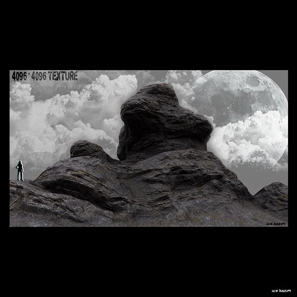 Rock_02 - 3DOcean Item for Sale