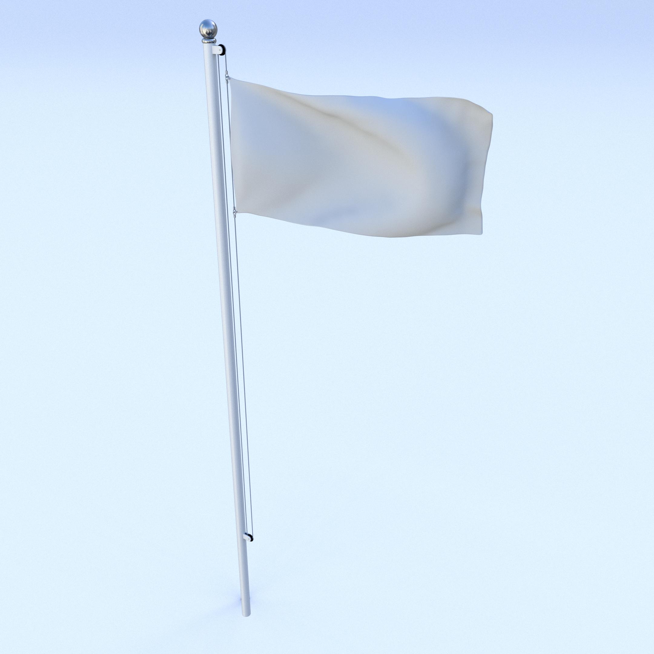 Animated Israel Flag
