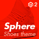 Sphere - Responsive Magento 2 Theme - ThemeForest Item for Sale