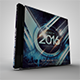 The Best of EDM 2016 CD/DVD Template - GraphicRiver Item for Sale