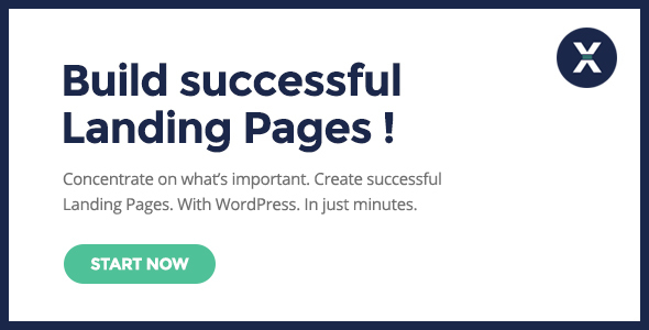 Leadx – Landing Page & Lead Generation WordPress Theme