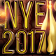 NYE 2017 3D Flyer Template - GraphicRiver Item for Sale