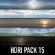 HDRI Pack 15 - 3DOcean Item for Sale