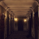 Old Hotel Corridor - VideoHive Item for Sale
