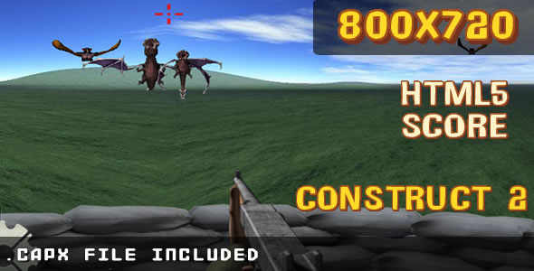 Tower Defense vs Monsters (.CAPX) - CodeCanyon Item for Sale