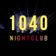1040 Night Club - DJ, Party, Music Club WordPress Theme - ThemeForest Item for Sale